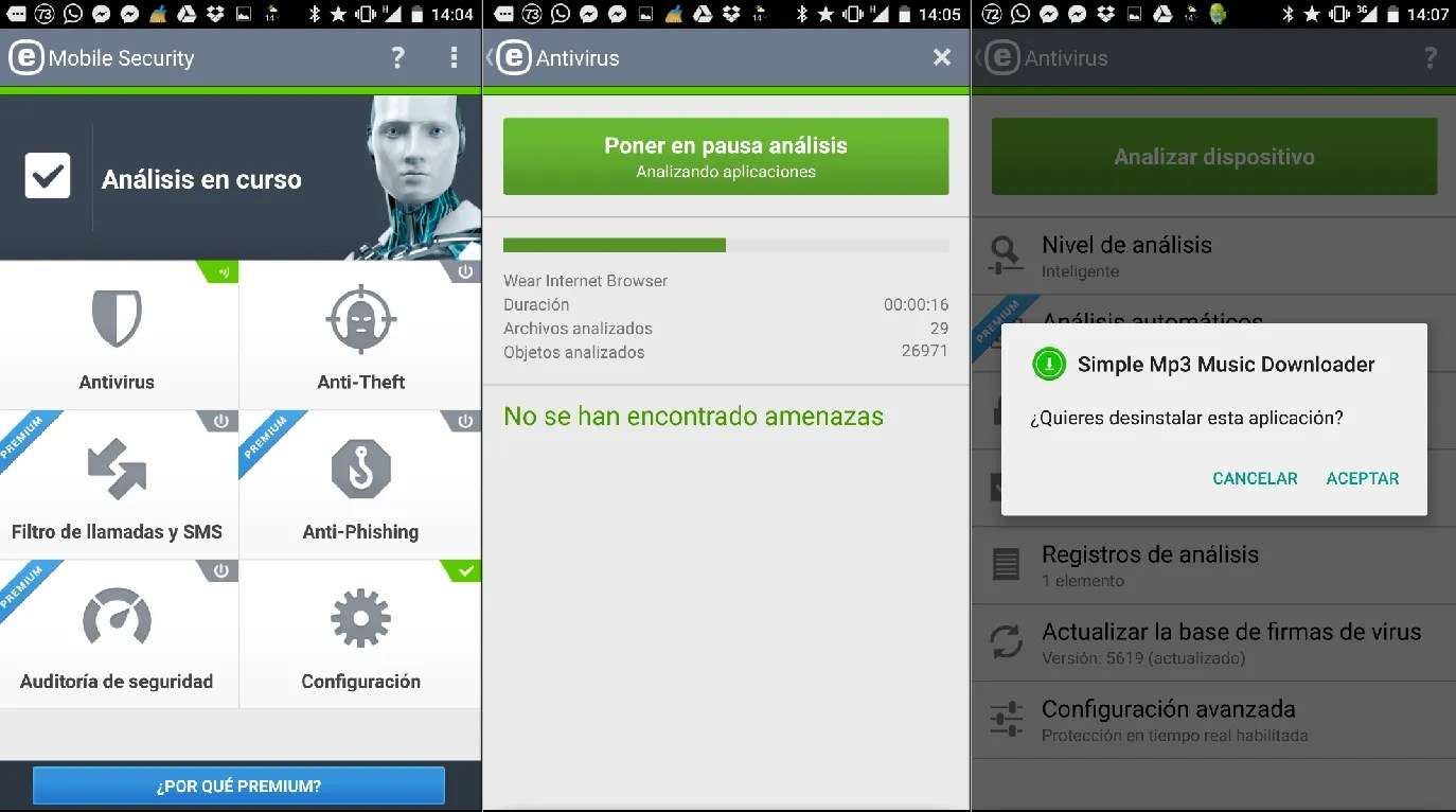 Eset Mobile Security Error 8193