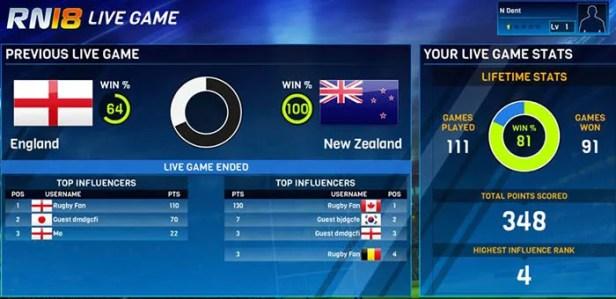 jogo ao vivo rugby nations 18