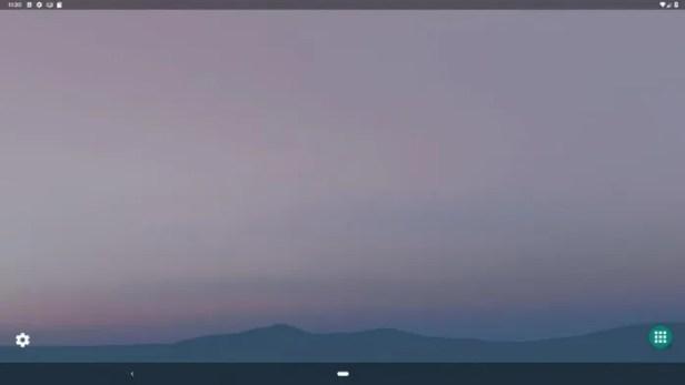 Modo de desktop beta do Android Q