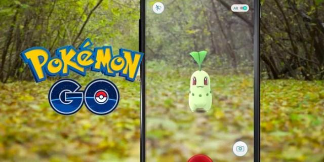 Pokémon GO 3.ª generación en Halloween