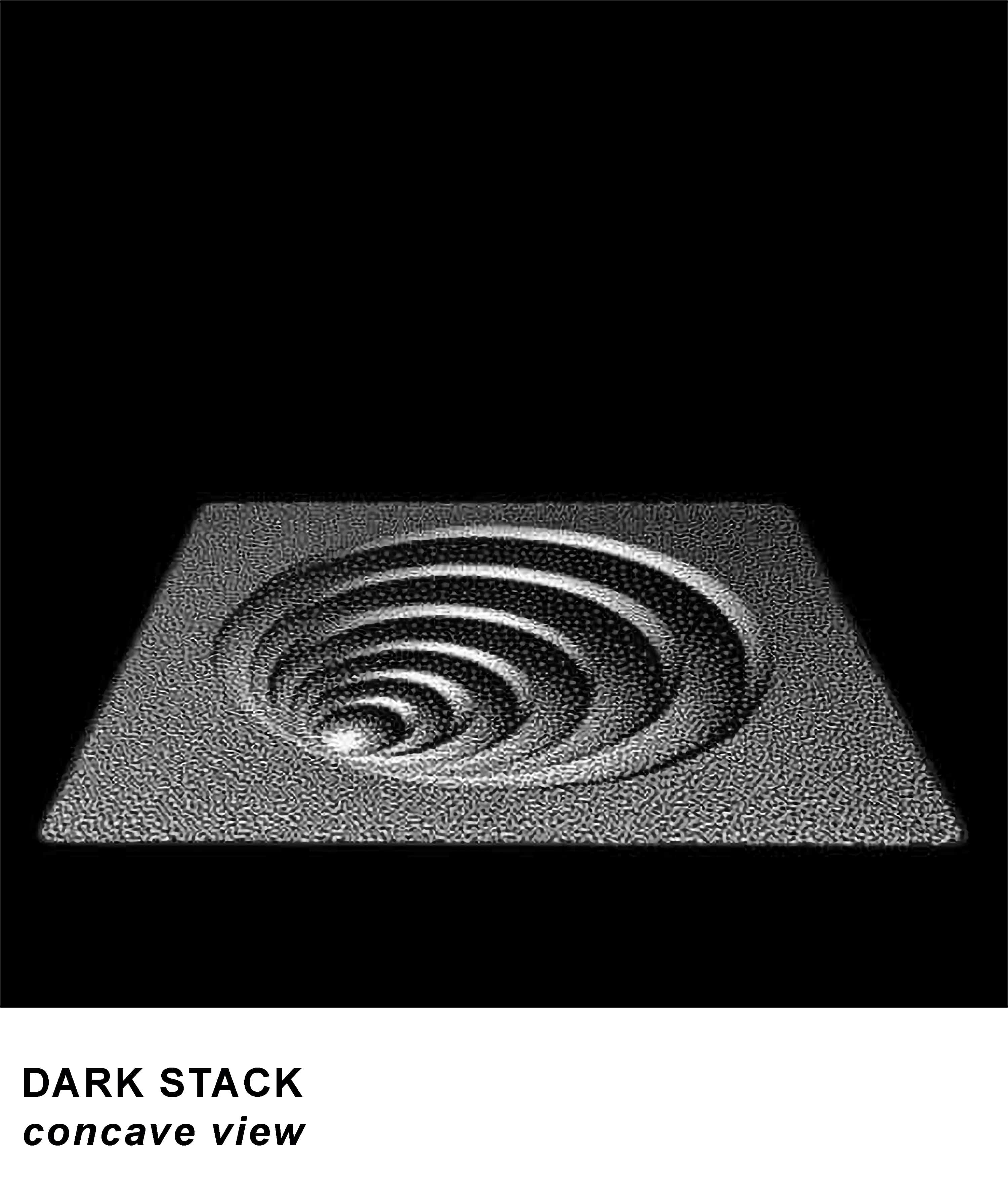 DARK STACK concave template