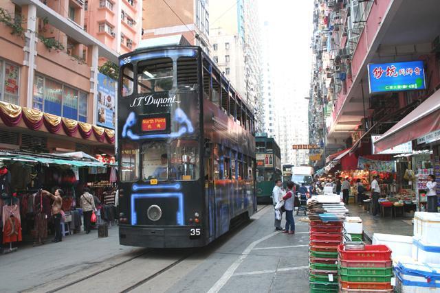 トラム[Tram] | 香港ナビ