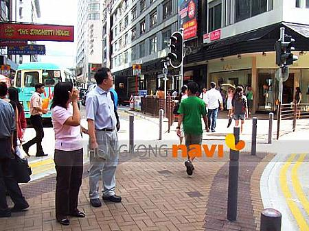 北京道(北京ロード)[Peking Road]   香港ナビ