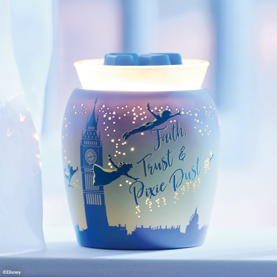 Scentsy Make a Wish Warmer-Tinker Bell