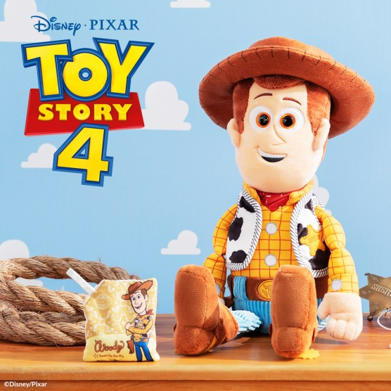 TOY STORY PRODUCTS FROM SCENTSY: BUZZ LIGHTYEAR & WOODY