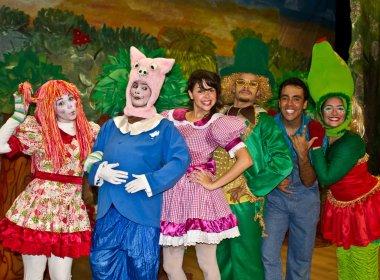 Infantil 'Reinações de Narizinho' faz única apresentação no Teatro Isba neste domingo