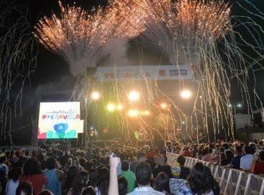 Festival da Primavera será realizado de 21 a 25 de setembro e terá evento gastronômico