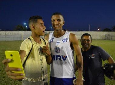 Confira fotos do último treino do Bahia em Porto Seguro