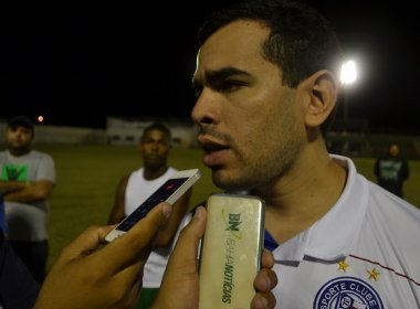'Vamos esperar a documentação estar assinada', diz Sant'Ana sobre Luiz Antônio