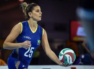 Cortada da seleção olímpica, Mari Paraíba agradece por antes ter servido de opção