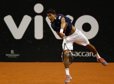 Thiago Monteiro volta a perder para Cuevas e está fora do Torneio de Hamburgo