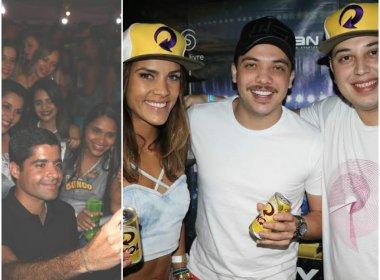 Prefeito, Ju Moraes e youtuber paraibano curtem festa com Safadão no 'Forró do Bongo'
