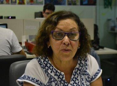 Lídice desiste da candidatura à prefeitura de Salvador