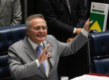 Depois de polêmicas, Renan Calheiros liga para Cármen Lúcia e pede desculpas