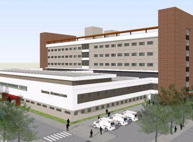 Governo publica edital de construção do hospital metropolitano