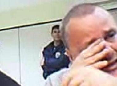 Geddel chora ao ouvir, durante depoimento, que permanece na prisão