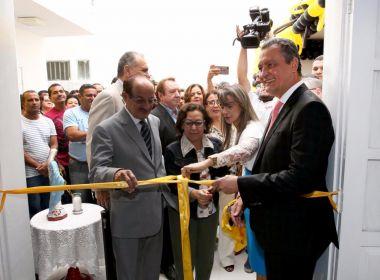 Rui inaugura UTI pediátrica em hospital de Itabuna e assume responsabilidade por leitos