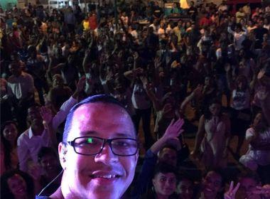 Ex-vocalista da banda Shalom, cantor gospel Netto Paz é morto a tiros no Sul da Bahia
