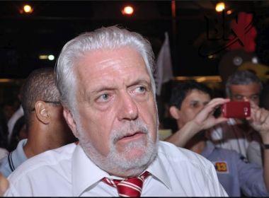 Wagner tem 2% das intenções de voto como substituto de Lula; rejeição é de 15%