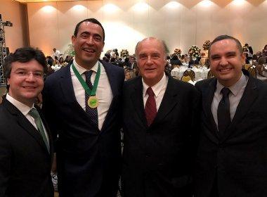Baiano toma posse na presidência da Sociedade Brasileira de Anestesiologia
