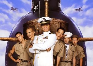 Um submarino caindo aos pedaços nas mãos de Robin Williams / foto: divulgação