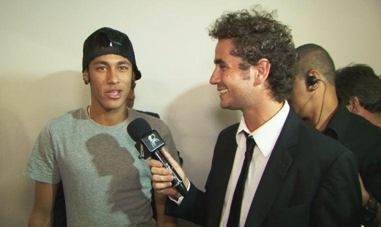 Neymar fala do seu personagem nos quadrinhos /