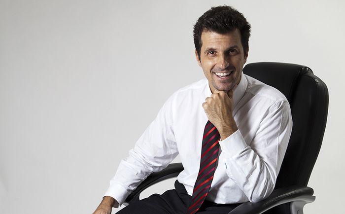 Danilo Gentili entrevista Rodrigo Batalha