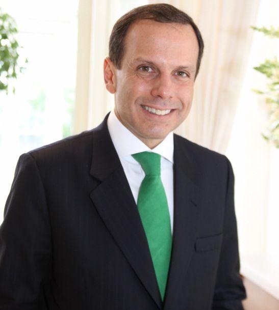Danilo Gentili entrevista o empresário João Dória Jr.