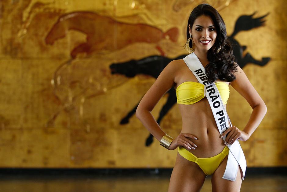 Fernanda Roberta Leme, Miss Ribeirão Preto