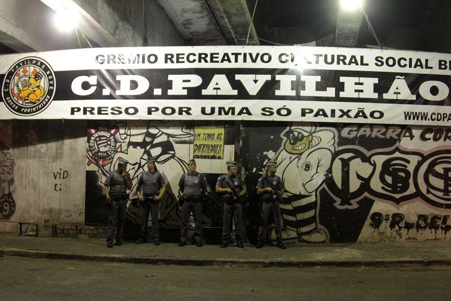 Quadra da Pavilhão 9 fica localizada na Vila dos Remédios, na zona oeste de São Paulo / Brazil Photo Press/Folhapress