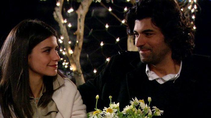 Fatmagül e Kerim, estão finalmente se entendendo  /