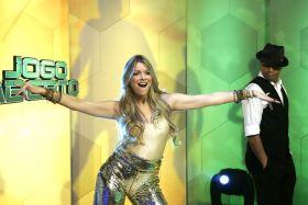 Renata Fan dança Shakira no Jogo Aberto