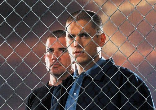 Lincoln Burrowe e Michael Scofield /