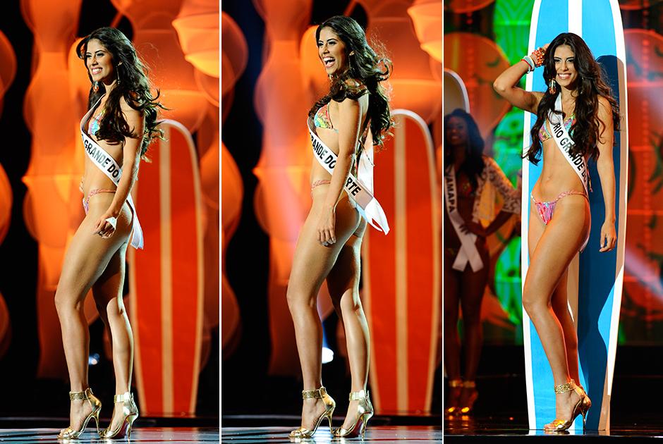 Miss Rio Grande do Norte, Deise Benício