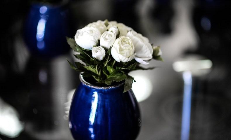 Dicas para os convidados - Arranjo de casamento