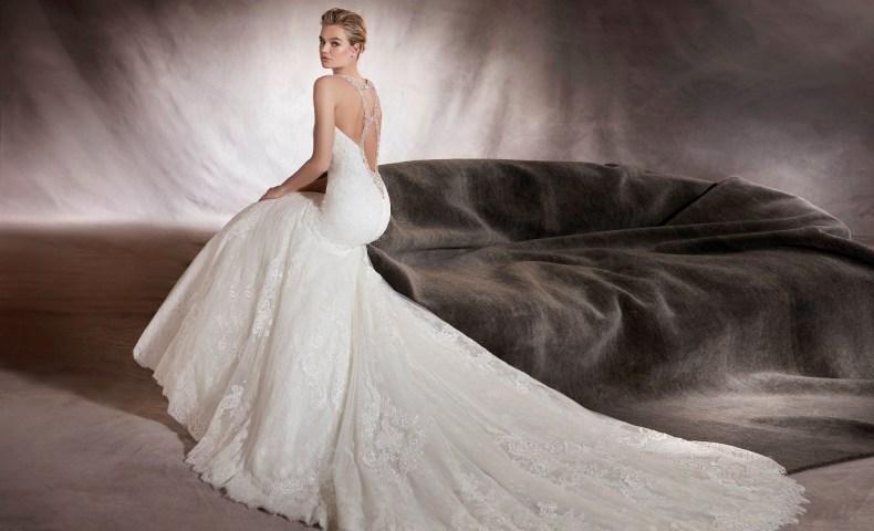 Vestido Pronovias alexia