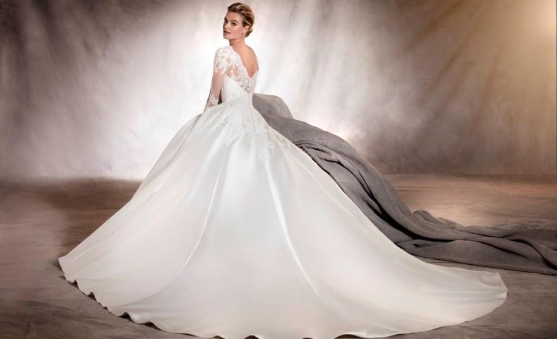 Vestido Pronovias alhambra