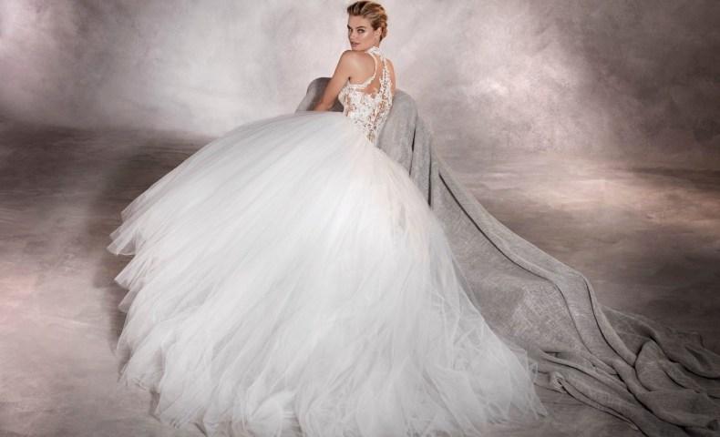 Vestido Pronovias almeria