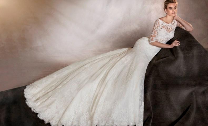 Vestido Pronovias austria