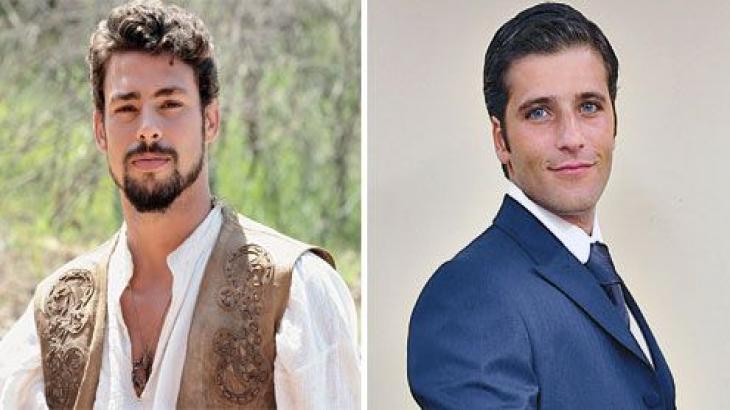 """famosos que não se falam mais - Cauã Reymond e Bruno Gagliasso teriam se desentendido nos bastidores de  """"Cordel Encantado"""""""