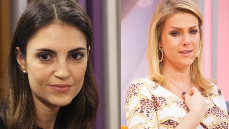 famosos que não se falam mais - Chris Flores evita falar o nome de Ana Hickmann no Fofocalizando