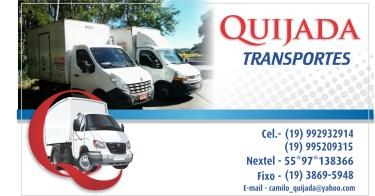 QUIJADA transportes_cartões