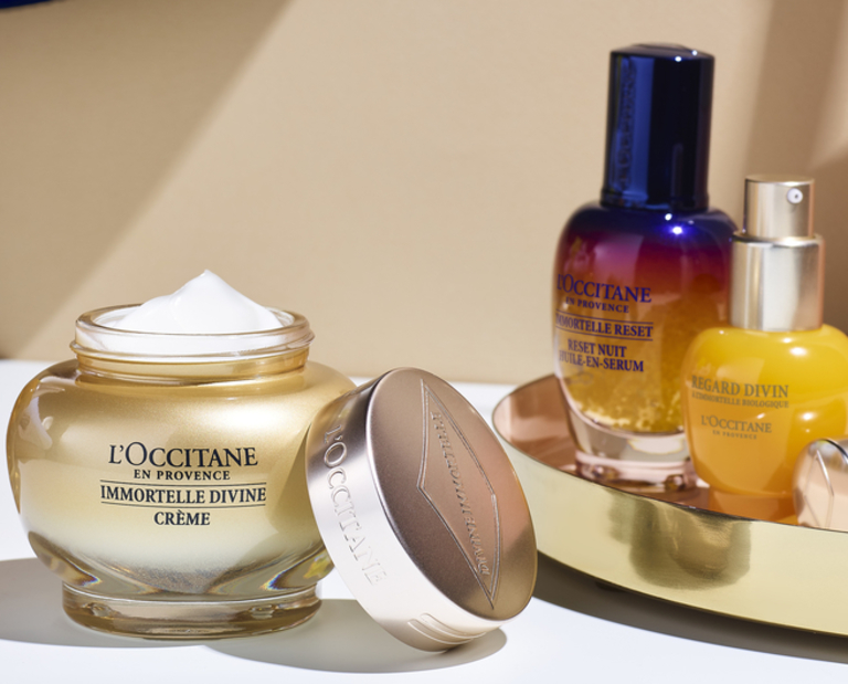 Natural Beauty From The South Of France Loccitane Usa