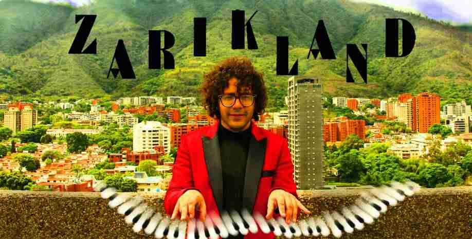 Zarik Medina y su retropop se escuchará en el BOD.