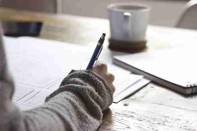 En alianza con AsoColinas .Curso Técnicas de redacción y estilo.