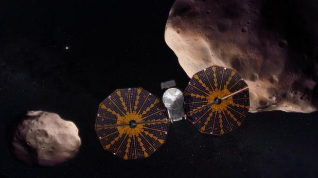 Nueva misión de la NASA: la nave espacial 'Lucy' llevará una cápsula del tiempo  para los futuros terrícolas