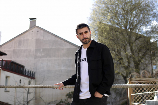 El rapero y escritor madrileño, Rayden.