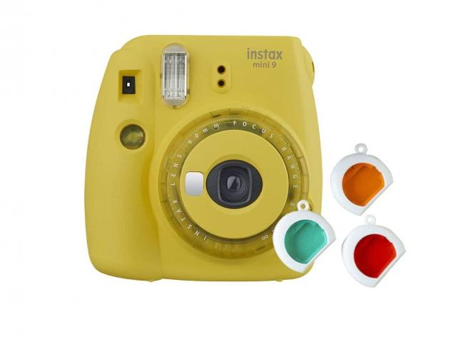 Esta edición incluye tres filtros de colores.