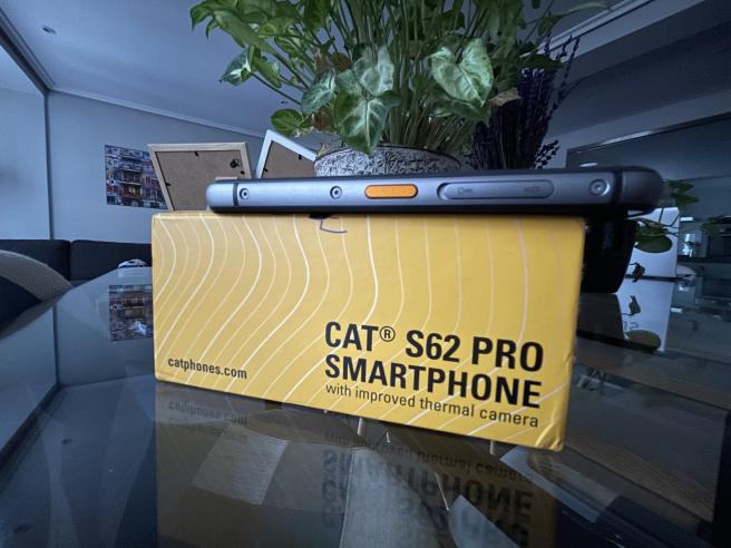 Cat S62 Pro: el más duro de los ultrarresistentes.