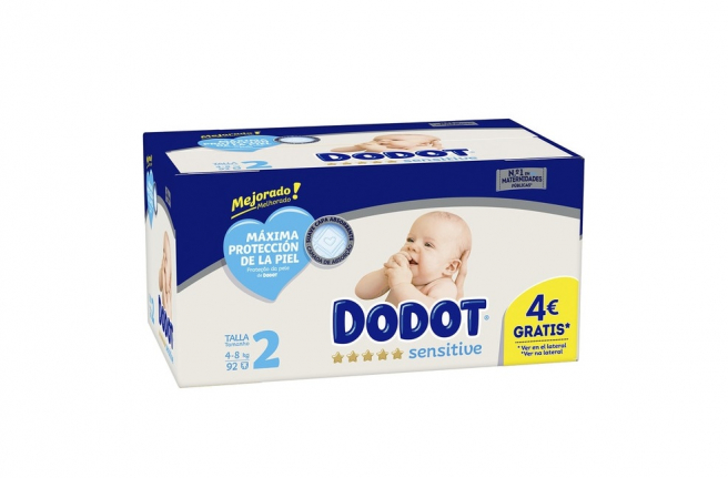 These are some of the promotional diapers.